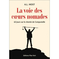 """Roman """"La voie des coeurs nomades"""""""
