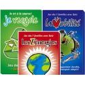 «Triopack» de jeux de cartes, en français