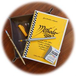 Set pour apprendre la calligraphie