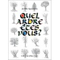 Livre «Quel arbre êtes-vous?»