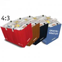 Sakatri® Pantone Orange 1235c