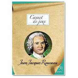 a) Carnet de jeux Rousseau