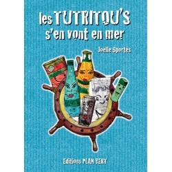Livre  «Les Tutritou's s'en vont en mer»