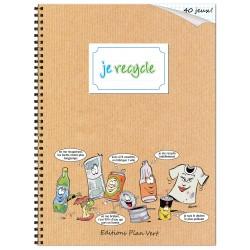 """Cahier de jeux """"je Recycle"""" - 1ex"""
