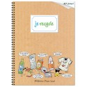 """Cahier """"Je Recycle"""" pack classe 20ex"""