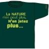 T'Shirt Nature